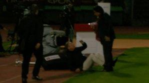 Президент швейцарского футбольного клуба избил телевизионного эксперта