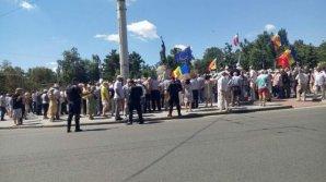 """Профсоюз сотрудников МВД """"Demnitate"""" осудил вчерашнюю акцию протеста, переросшую в беспорядки"""