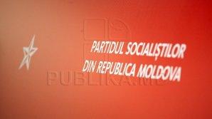 Партия социалистов проведет ряд акций в поддержку инициатив президента Игоря Додона