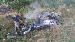 Жуткое ДТП в районе Штефан Водэ: три человека погибли, один – госпитализирован