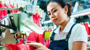 Китай прекратит импорт текстиля из КНДР