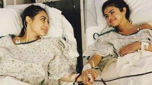 Лучшая подруга Селены Гомес пожертвовала для нее почку