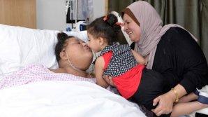 Самая полная женщина в мире скончалась в клинике Абу-Даби