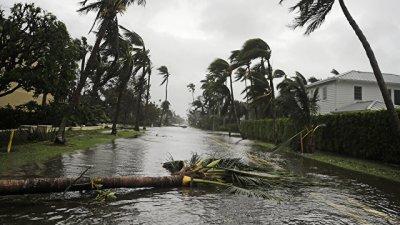PUBLIKA WORLD. Усилившийся до максимума ураган «Мария» угрожает Доминикане (видео)
