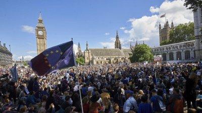 Великобритания готова выплатить ЕС за Brexit 20 млрд евро