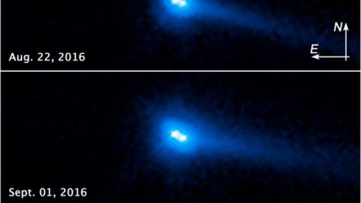 В космосе нашли аномальный объект