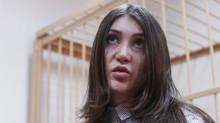 Скандально известная стритрейсерша Багдасарян отработала в Твери наказание за нарушение ПДД