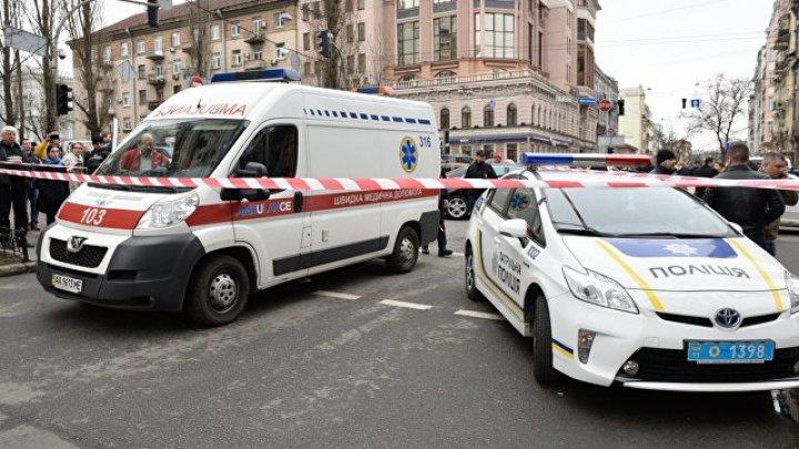 Из гостиницы в Киеве эвакуировали свыше 500 человек из-за сообщения о минировании