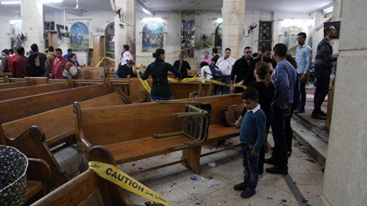 Боевики, напавшие намечеть вЕгипте, размахивали флагомИГ