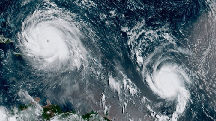 Жертвами шторма на Восточном побережье США стали пять человек: видео