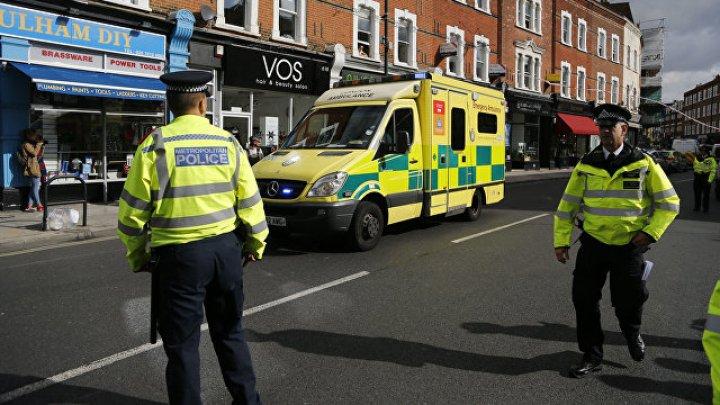 СМИ: в центре Лондона произошла утечка неизвестного токсичного вещества