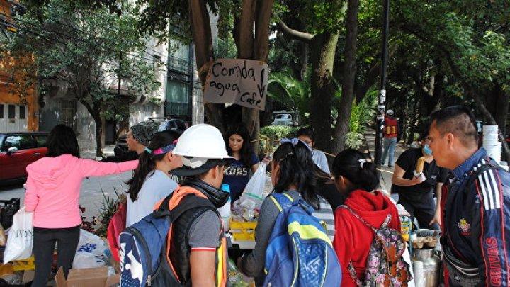 Facebook пожертвует миллион долларов для помощи Мексике