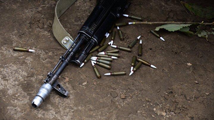 В Амурской области солдат расстрелял сослуживцев