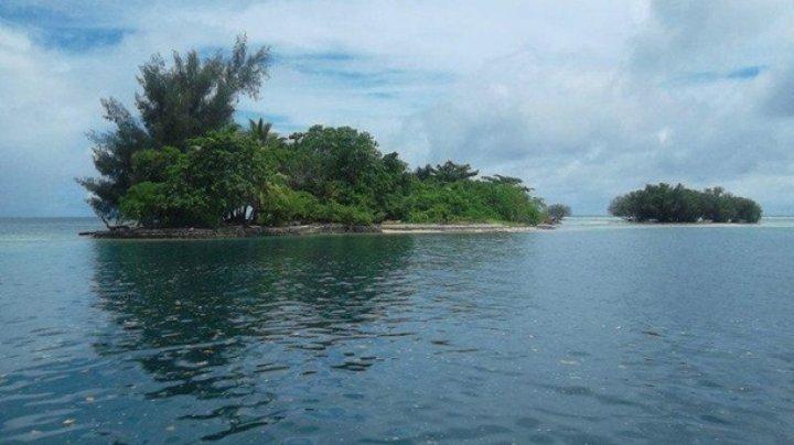 В Тихом океане исчезли восемь островов