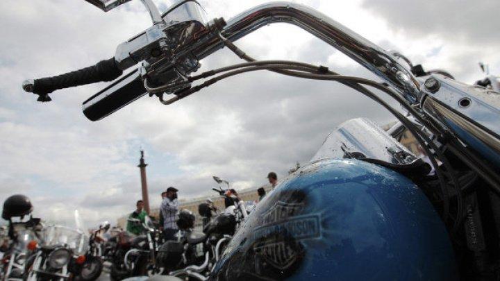 Видео: сын Че Гевары приехал на закрытие мотосезона в Минск