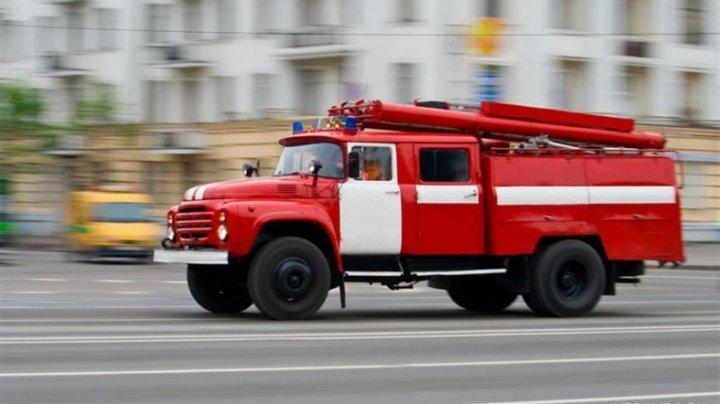 Очевидцы: на Киевском вокзале Москвы загорелся поезд