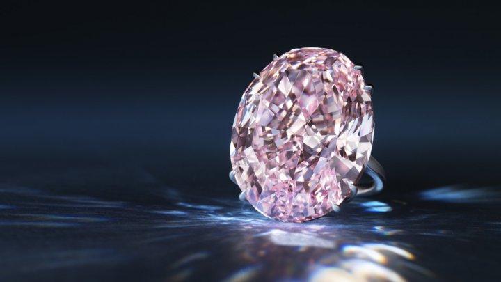 Швейцарцы выставили на торги 163-каратный бриллиант