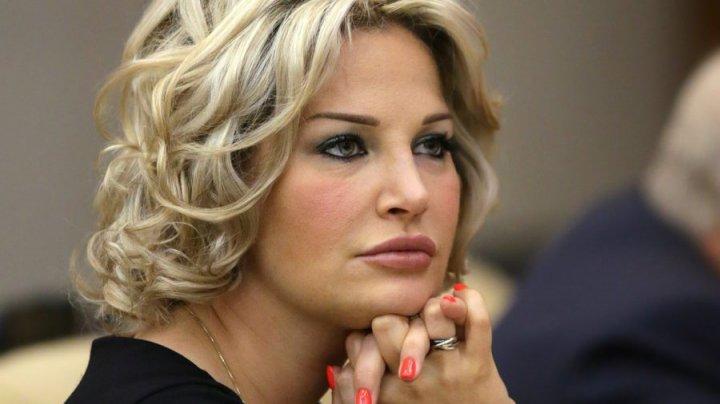 Мария Максакова неожиданно покинула Украину