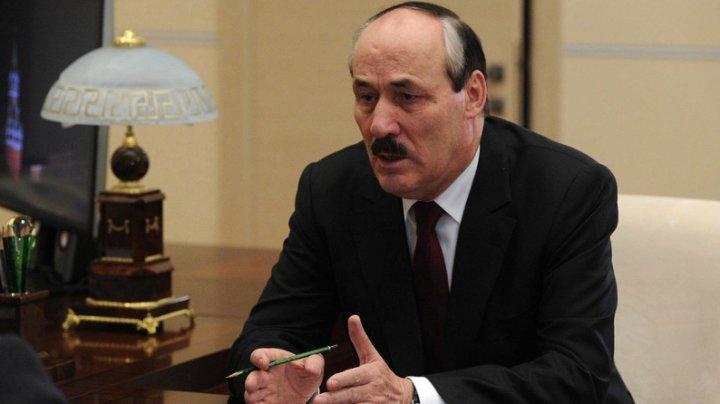 Глава Дагестана заявил, что подаст в отставку