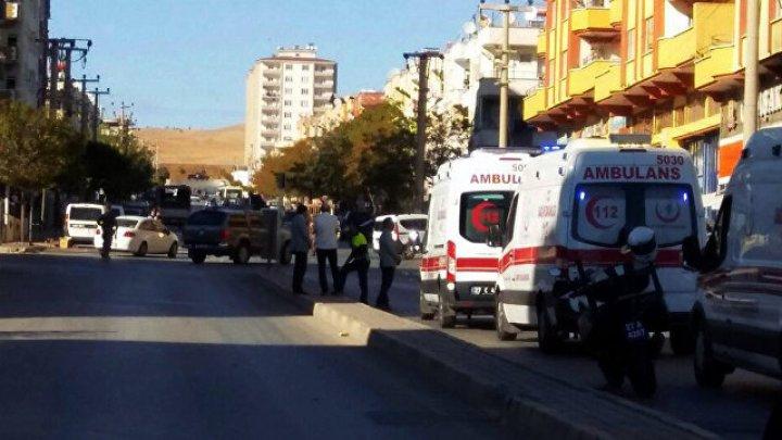 В Анкаре произошёл взрыв