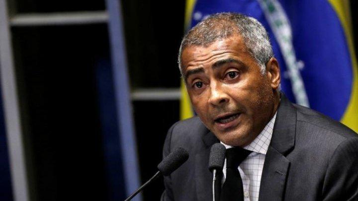 Звезда футбола Ромарио выдвигается на пост губернатора Рио-де-Жанейро