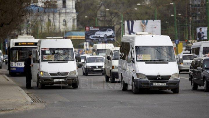 С 1 октября изменятся маршруты четырех столичных микроавтобусов