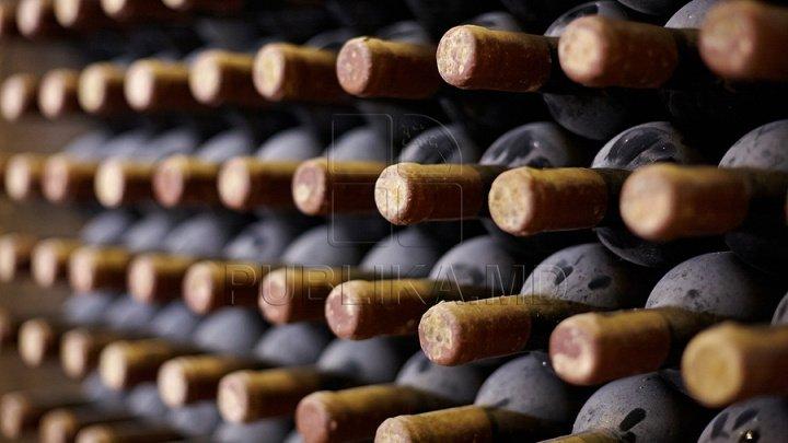 В Криковских подвалах хранятся вина стоимостью в сотни тысяч евро