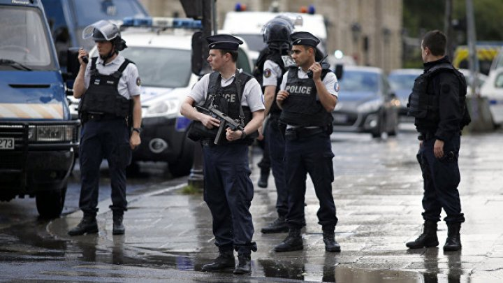 В Париже напали на посольство Ирана