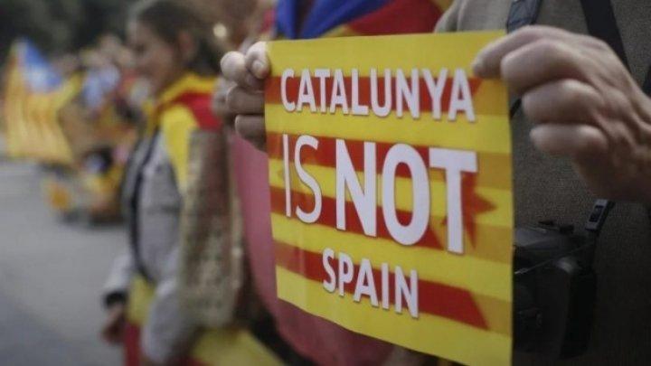 В Каталонии изъяли миллионы бюллетеней для референдума