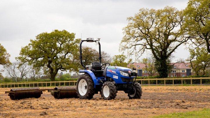 Роботы начали сеять и собирать урожай без участия человека