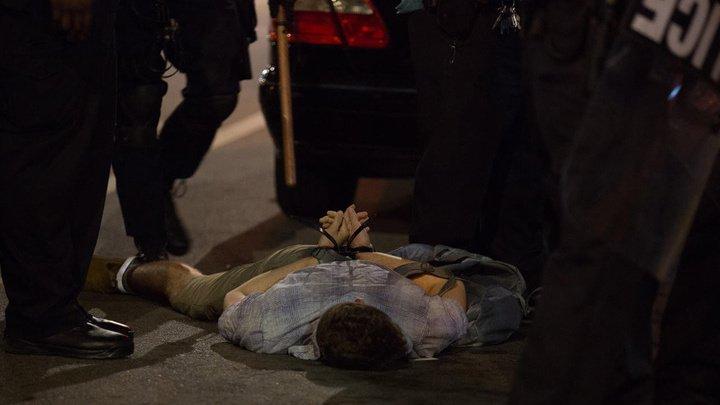 В Сент-Луисе задержаны более 80 арессивных протестующих