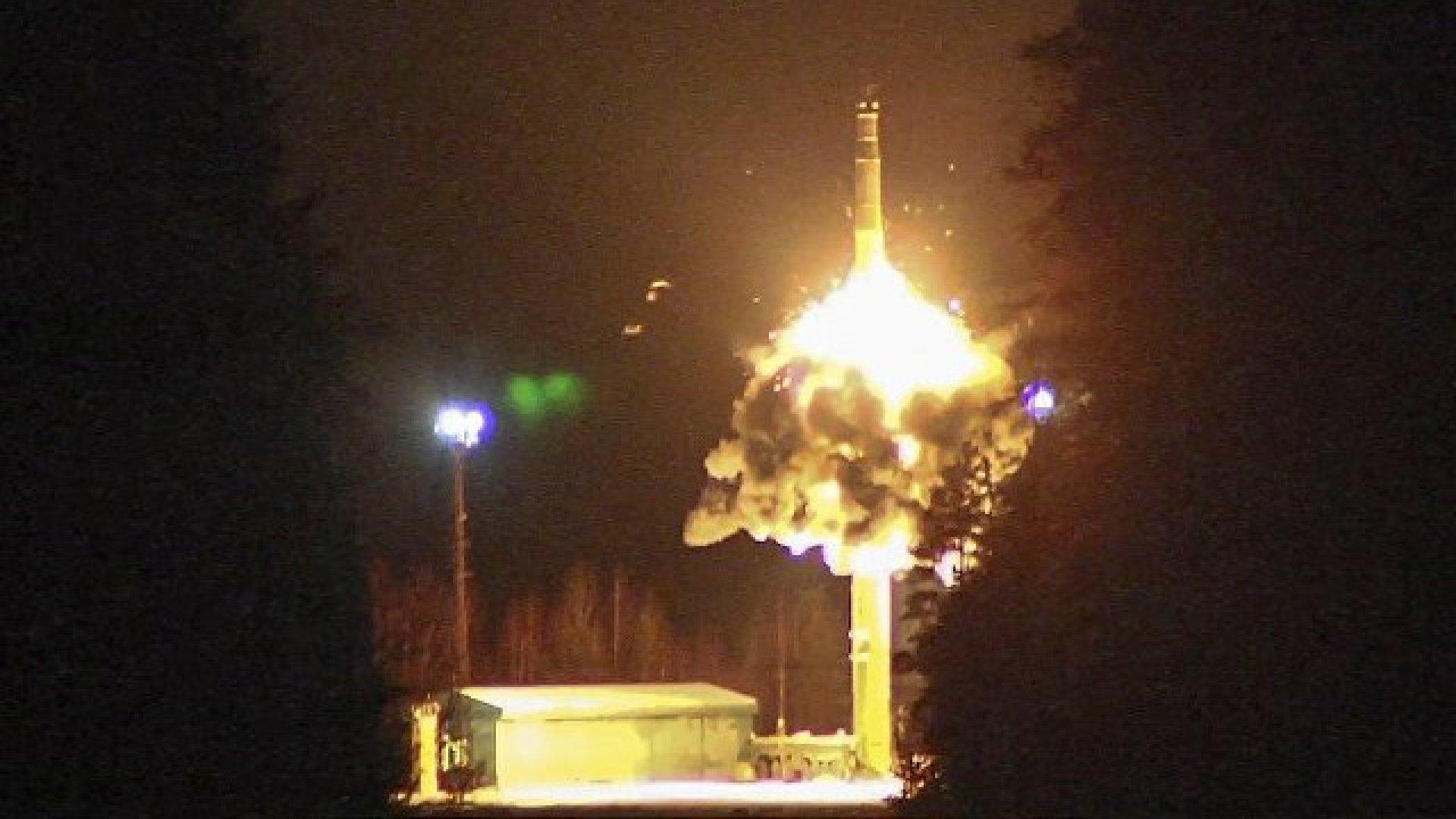 США направили России уведомление о старте ядерных учений