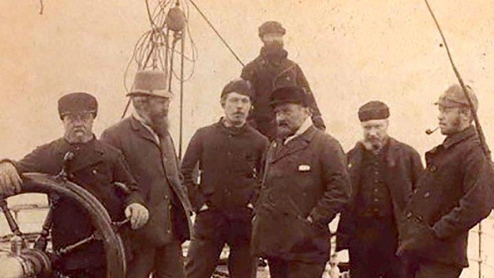 Найдена яхта, на которой плавал возможный прототип Шерлока Холмса