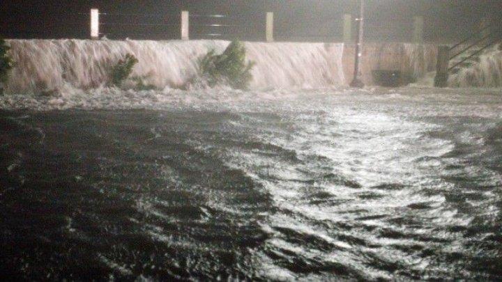 Ливни затопили испанский город Херес-де-ла-Фронтера