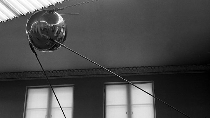 ЦРУ опубликует документы разведки времен запуска первого спутника СССР