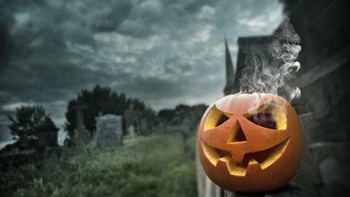 «Самый страшный автомобиль» нашли в Уфе на Хэллоуин