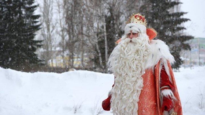 Дед Мороз будет поддерживать участников чемпионата мира - 2018 на всех играх