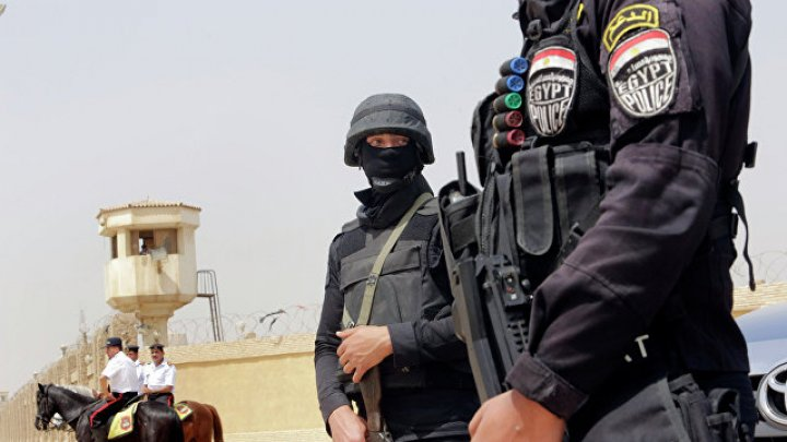 Три человека погибли при пожаре на газопроводе в Египте