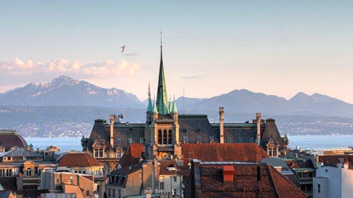 В Швейцарии из-за угрозы взрыва эвакуировали вокзал