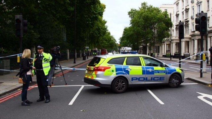 Полиция освободила водителя, наехавшего на пешеходов на западе Лондона