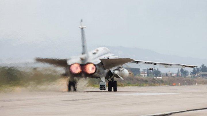 В Домодедово самолёт с пассажирами задымился во время взлёта