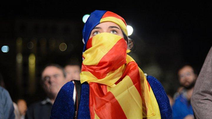 Парламент Каталонии назначил заседание о провозглашении независимости