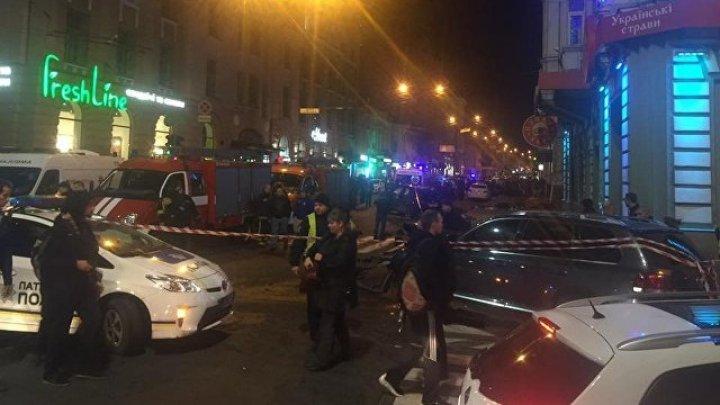 Суд арестовал на два месяца подозреваемую в наезде на пешеходов в Харькове