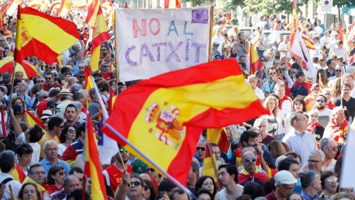 Власти Испании не будут арестовывать главу Каталонии
