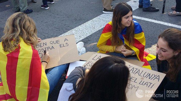 Великобритания не признала независимость Каталонии