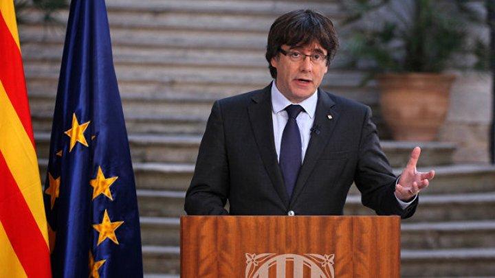 Судебная палата Испании вызвала Пучдемона для дачи показаний