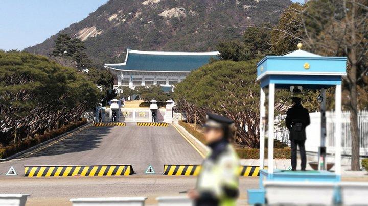 У резиденции президента Южной Кореи нашли пропагандистские листовки КНДР