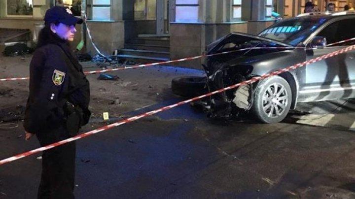 ДТП в Харькове: Водитель Volkswagen лечится в стационаре