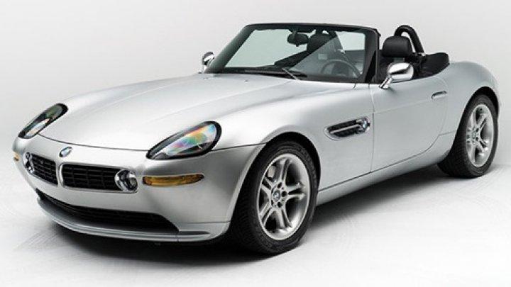 Спортивное авто Стива Джобса продадут на аукционе