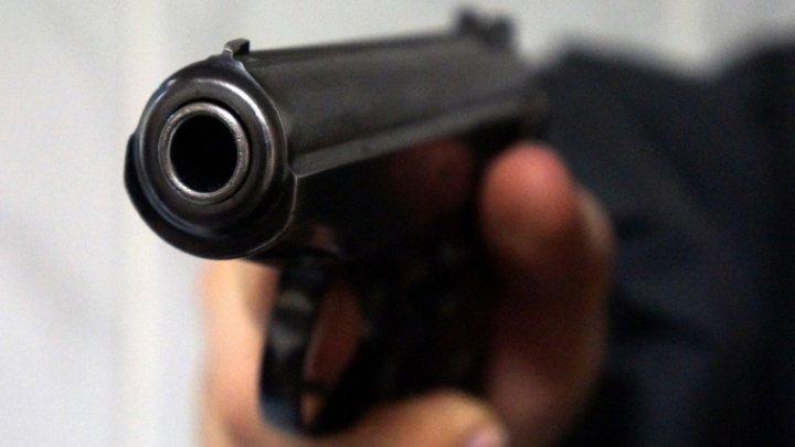Видео с места стрельбы, которую устроил подросток в саратовской школе